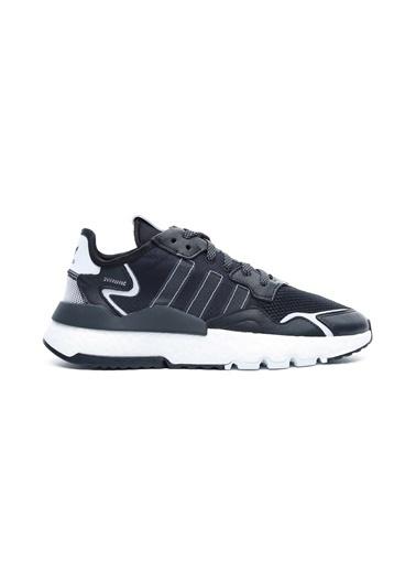 adidas Erkek Nite Jogger Sneakers FW2055.SİYAH Siyah